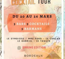 Original Cocktail Tour 2018 à Bordeaux