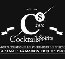 Salon Cocktails Spirits 2010 à la Maison Rouge (Paris)