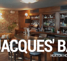 Jacques'(Bar Express) : le cocktail bar caché de l'hôtel Hoxton Paris
