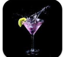Applications cocktails pour Iphone