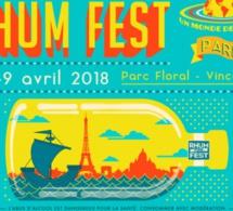 Rhum Fest Paris 2018 : le programme des boxes