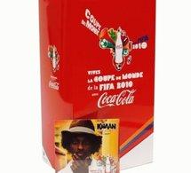 Coca-Cola édite un coffret collector spécial Coupe du Monde
