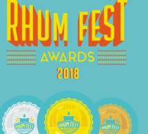 Rhum Fest Awards 2018 : le palmarès