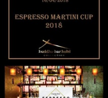Crystal Head Vodka Espresso Martini Cup 2018 : Masterclass au Buddha-Bar Hotel Paris