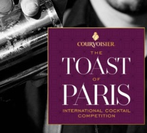 Toast of Paris 2018 by Courvoisier : Finale Internationale au Purple Bar à Paris