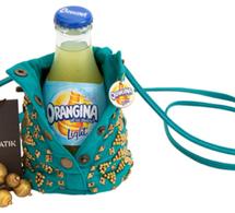 Antik Batik habille Orangina Light pour l'été ! Un sac de créateur déjà collector