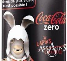 Coca Zéro et les lapins Coquins