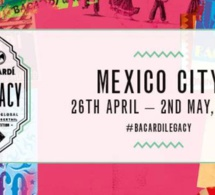 Finale Internationale de la Bacardi Legacy Cocktail Competition 2018 à Mexico City