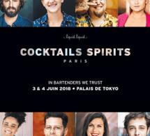 Brands Corner, Bar Rouge, Awards tout ce qu'il faut savoir sur Cocktails Spirits 2018
