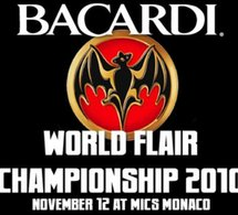 MICS Monaco - Bacardi World Flair Championship 2010
