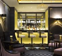 """Cocktails """"Popsicle"""" au bar du Hilton Paris Opera"""