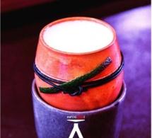 """Cocktail Signature """"Lagartija corriendo"""" by Ninon Fauvarque"""