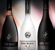 Rémy Martin présente V, un nouveau cognac blanc comme neige