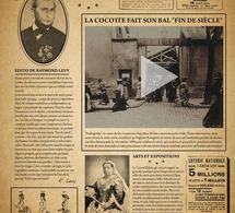 Bal populaire FIN DE SIÈCLE : la Gazette des AMBASSADEURS
