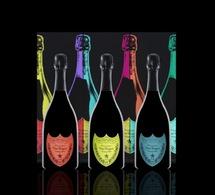 Dom Pérignon rend hommage à Andy Warhol