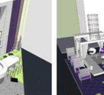 Infosbar au salon Equiphotel 2010