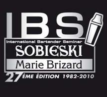 Concours de barmen IBS avec Marie Brizard et Sobieski