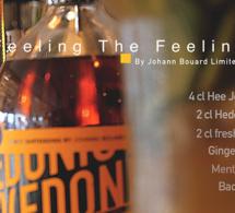 Recette cocktail au rhum : feel in' the feelings