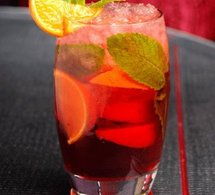 Fiche recette cocktail : Ruby Mary