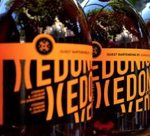 La liqueur série Limitée Hedonist à la une des cocktails du Rivea by Alain Ducasse Saint-Tropez