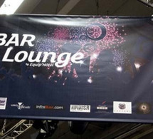 Ouverture du Bar Lounge d'Equiphotel