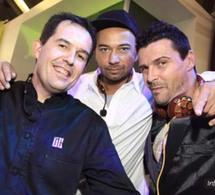 Equiphotel 2010 : Gros succès pour le Trio Choukroun - St Jean & UncleJim's