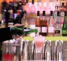 Perrier et la Mixologie au Bar Lounge d'Equiphotel