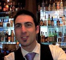 """Cocktail création """"LovE Moon 7"""" by Régis Celabe (réalisation en vidéo)"""