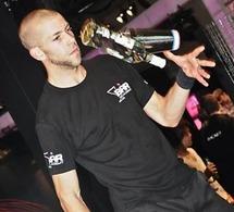 Bacardi World Flair Championship : Sylvain Glatiny au Mics Monaco