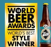Thawack! de FrogBeer élue meilleure bière du monde