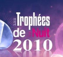 Trophées de la nuit 2010 au Lido