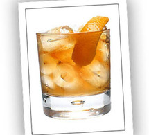 Fiche recette cocktail : Diplomatico Old Fashioned