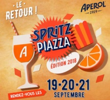 Spritz Piazza 2018 au 118 Warner à Paris