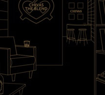 Chivas The Blend : bar éphémère caché dédié au whisky à Paris