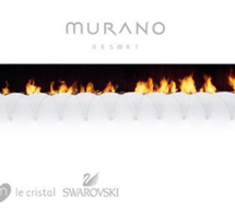 Réveillon scintillant à Murano Resort avec Swarovski