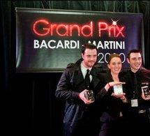 Grand Prix Bacardi Martini au Park Hyatt Vendôme: les résultats