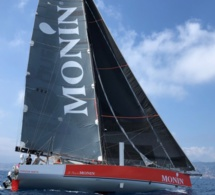 Route du Rhum 2018 : MONIN sponsorise le voilier d'Isabelle Joschke