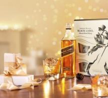 Fêtes de fin d'année 2018 : Coffrets de Noël Johnnie Walker