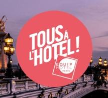 Tous à l'hôtel 2018 : l'évènement off grand public du salon EquipHotel Paris