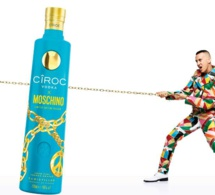 Fêtes de fin d'année 2018 : Edition collector Cîroc vodka X Moschino by Jeremy Scott
