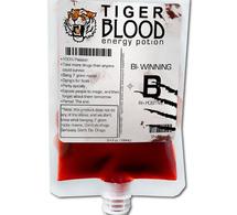 La nouvelle boisson énergisante : Tiger Blood