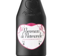 Bouteille évènementielle pour le pommeau de Normandie