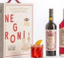 Fêtes de fin d'année 2018 : Coffret Martini® Riserva Speciale Negroni
