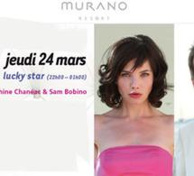 Lucky Star by Delphine Chaneac & Sam Bobino@ MURANO Resort Paris