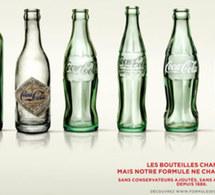 Les 10 dates-clés de la transformation de la bouteille de Coca-Cola