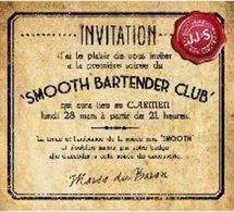 Smooth bartender club au Carmen Paris