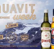 Aquavit Week 2018 chez Flora Danica à Paris