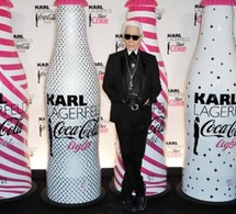 Coca-Cola light by Karl Lagerfeld