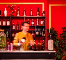 SÒNG : le bar d'hiver éphémère du Shangri-La Hotel Paris
