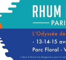 Rhum Fest Paris 2019 au Parc Floral de Vincennes